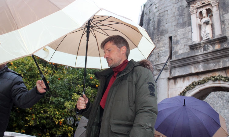Jamie Lannister is back in King's Landing