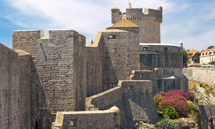 Dubrovnik as a part of The Boston Globe roadtrip
