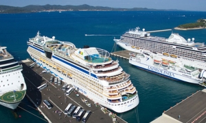 Croatian port nominated for Port of The Year