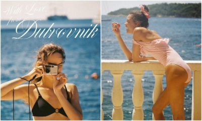 VIDEO - Amazing swimsuit campaign: With love from Dubrovnik
