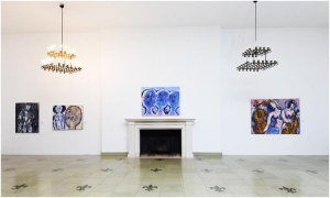 Current exhibition in MOMAD by Duro Seder