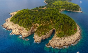VIDEO – If this video doesn't make you want to visit Lokrum nothing will