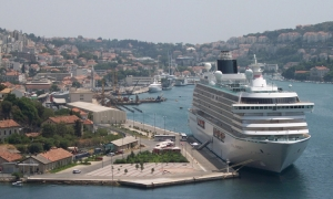 Seaport traffic in Croatia decreases while airports break records