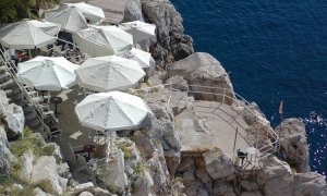Dubrovnik bar hits a list of 17 unreal bars for a drink you'll never forget