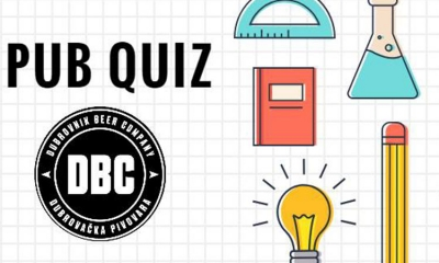 Pub Quiz this Thursday at Dubrovnik Beer Company