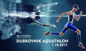 Dubrovnik Aquathlon 2017