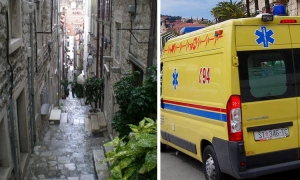German tourist leaps from rooftop terrace in Dubrovnik and crashes to street below