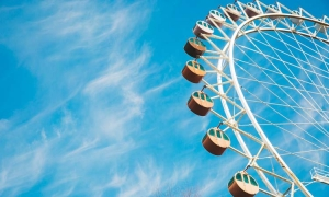 Ferris wheel might be a new attraction in Dubrovnik