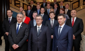 Croatia has new government!