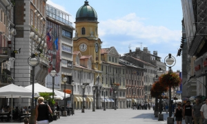 Rijeka in top ten webcam feeds in the world