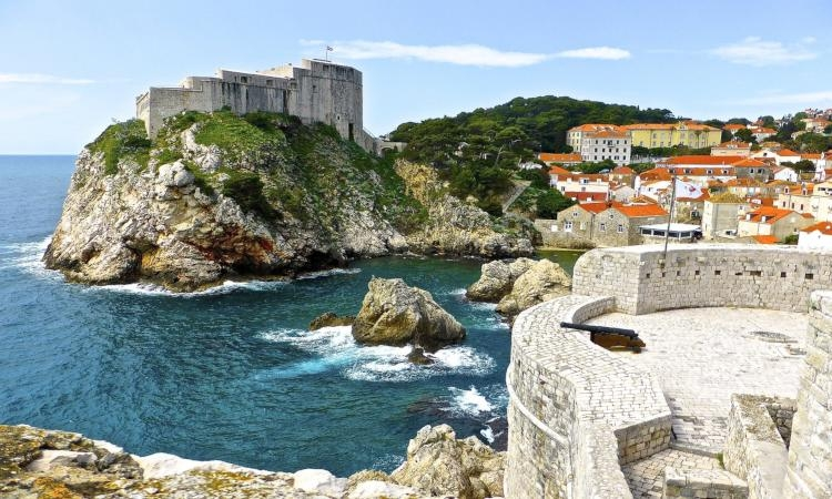 Dubrovnik fetured in Vogue: The Game of Thrones filming locations you can visit in real life