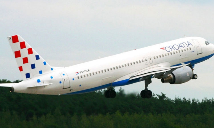 2017 starts on the right foot for Croatia Airlines