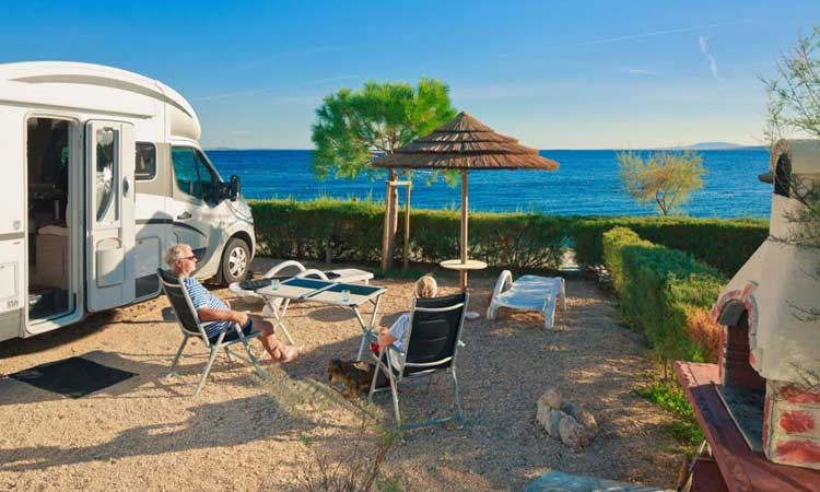All the country's best campsites in new brochure