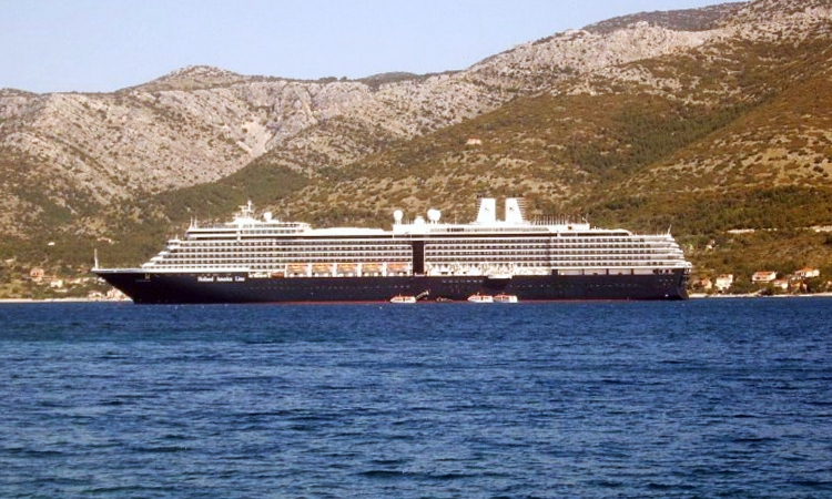 Decrease in cruise ship arrivals to Korcula