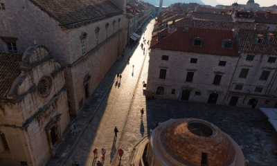 Stradun in top three incredible streets you must visit before you die