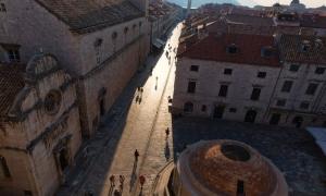 Stradun in top three incredible streets you must visit before you die