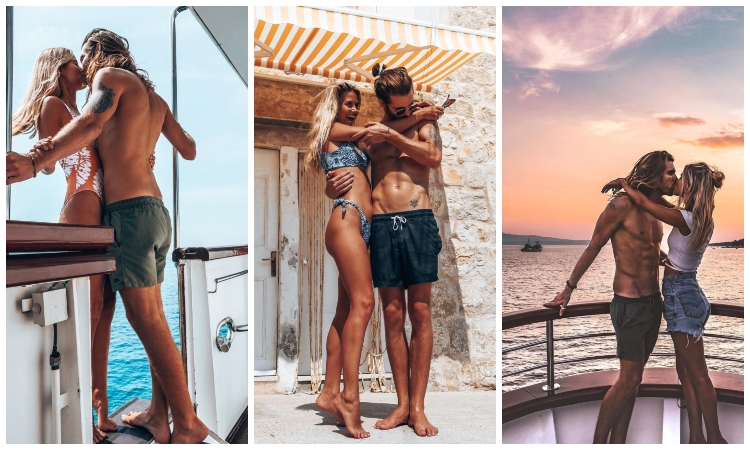 The most beautiful Instagram couple promotes Croatia