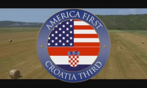 Trump – Put American First But Please Put Croatia Third