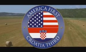 Trump – Put American First But Please Put Croatia Third