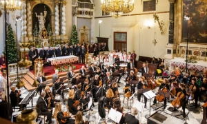 Program of the Dubrovnik Symphony Orchestra over the festive period