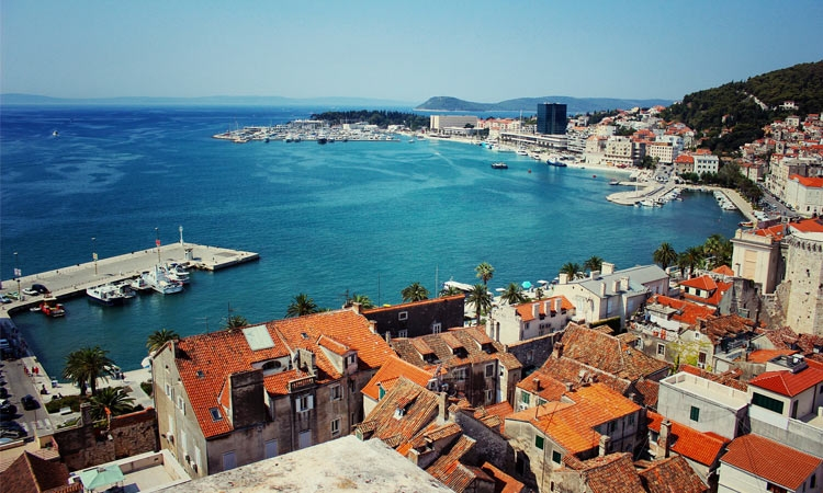 Split the leading investment destination in Croatia
