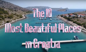 10 most beautiful places in Croatia