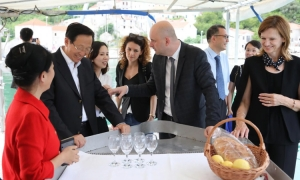 Chinese links with Dubrovnik region ever deepening