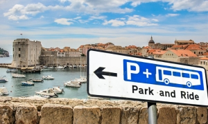 """Dubrovnik to finally get a """"park n' ride"""" system"""