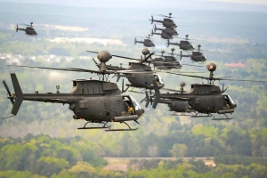 Croatia takes delivery of American helicopters