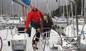 Fun on the Dubrovnik Sunsail Base