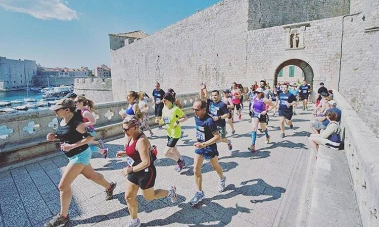 Dubrovnik on the list of the 13 Half Marathons in Extraordinary Places