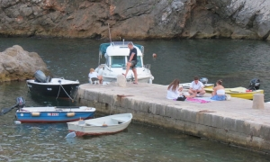 French most numerous tourists in Dubrovnik as July continues in good form