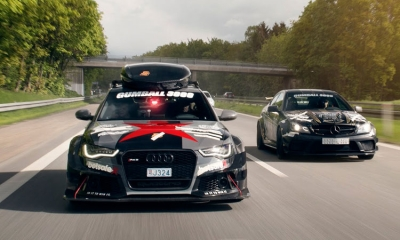 Gumball 3000 coming to town