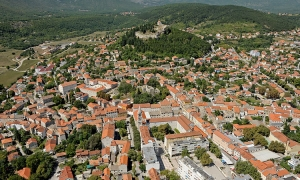 Sinj the safest city in Croatia
