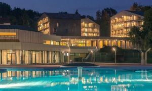 Croatia is much more than the Adriatic coastline – as Terme Tuhelj proves