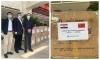 Chinese company that is building Peljesac bridge donates 800 thousand kuna to Croatia