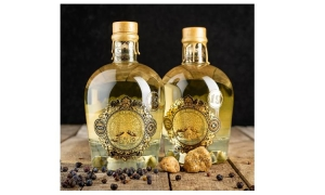 White Truffle Gin – special combination made in Croatia