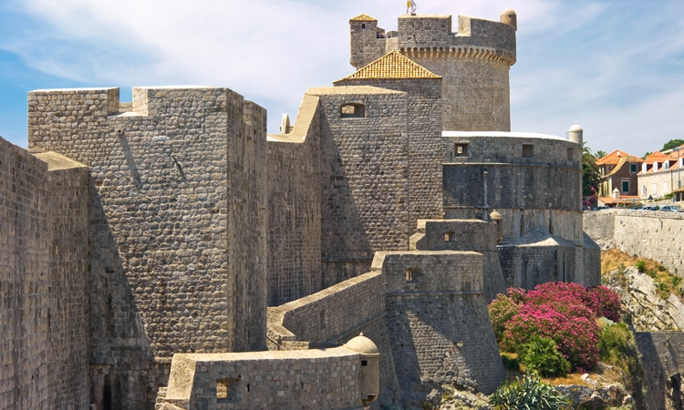 Dubrovnik City Walls having bumper year