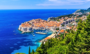 Dubrovnik one of the top 50 Best Places to visit this decade