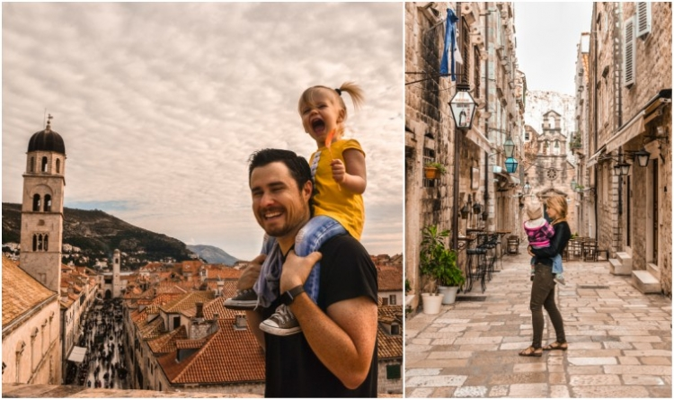 NOMAD FAMILY - Dubrovnik is better than what our very best European travel dreams are made of