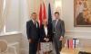 Thailand Ambassador Jakkrit Srivali visits the City of Dubrovnik