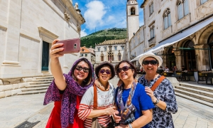 South Koreans showing greater interest for Dubrovnik