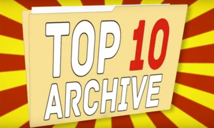 Top 10 Archive