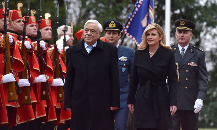 Greek President supports Croatia's European future