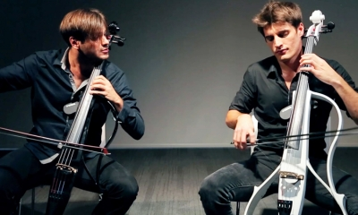 2Cellos record with London Symphony Orchestra