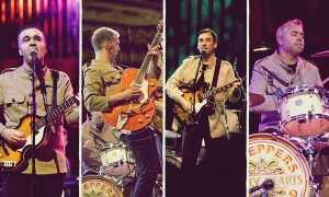 The Beatles Revival Band in Dubrovnik this weekend