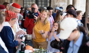 Easter Sunday traditions in Dubrovnik