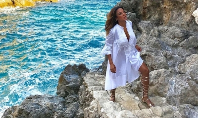 IN LOVE WITH CROATIA - Actress Eva LaRue comes back to the ''scene of crime''