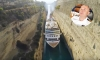 VIDEO – Record-breaking transit of the Corinth Canal by the Dubrovnik captain