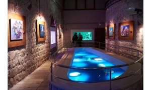 Exhibition by the local artists opens in the Dubrovnik Aquarium